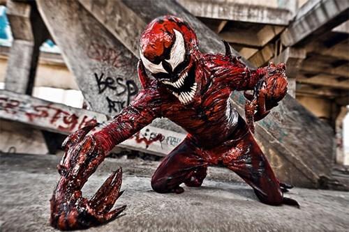 marvel cosplay carnage Spider-Man
