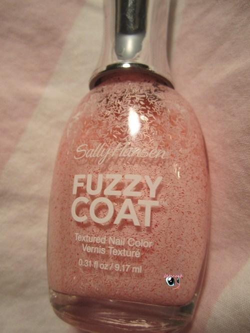 fluffle puff,nail polish