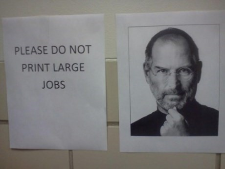 jobs pun print - 7765945088