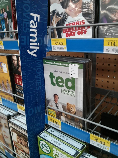 movies parenting TED funny