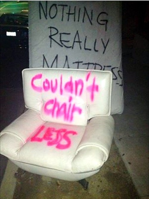 chair,pun,mattress