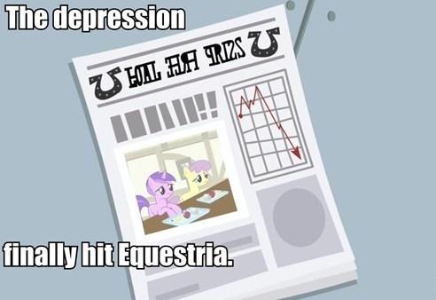 depression economy equestria - 7766126592