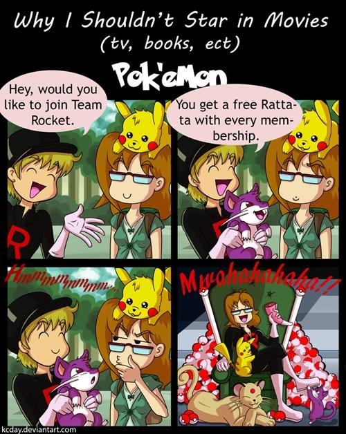 Pokémon Team Rocket comics - 7766581248