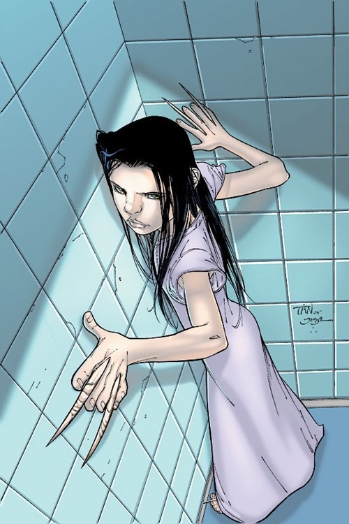 x-23 scripts Fan Art x men - 7766671616