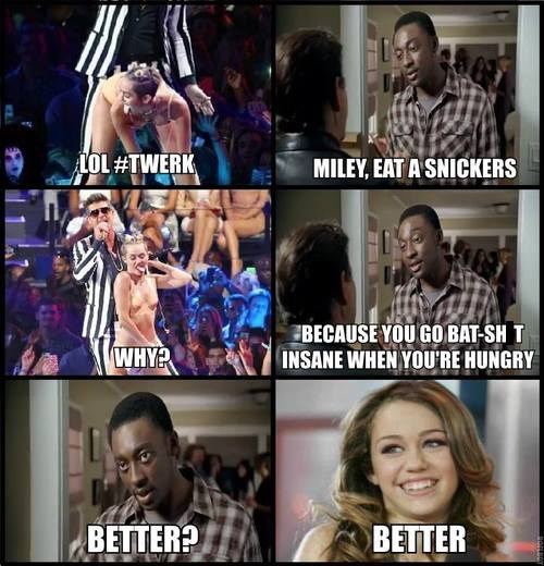 Blurred Lines MTV VMAs robin thicke miley cyrus comixed snickers