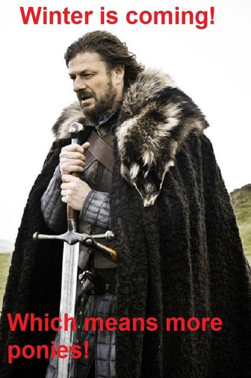 brace yourselves,winter