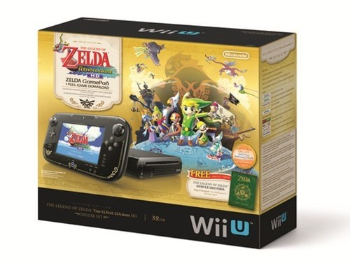 Wind Waker HD Video Game Coverage wii U zelda - 7767358464