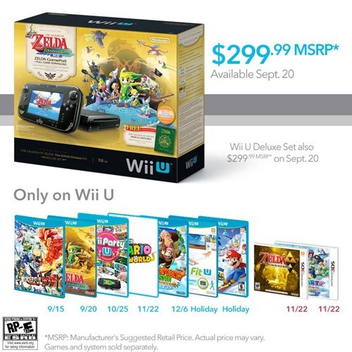 Video Game Coverage wii U