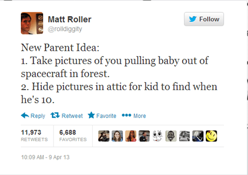 twitter parenting funny g rated
