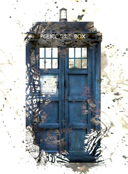 tardis for sale doctor who - 7767576064