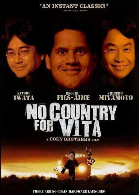 No Country For Old Men vita handhelds nintendo - 7767587840