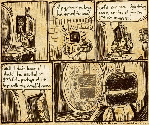 2DS,comics