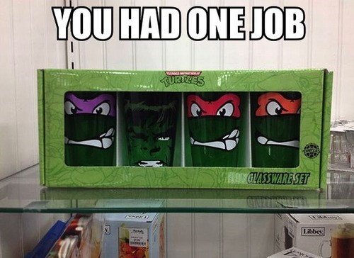 TMNT you had one job hulk - 7767741184