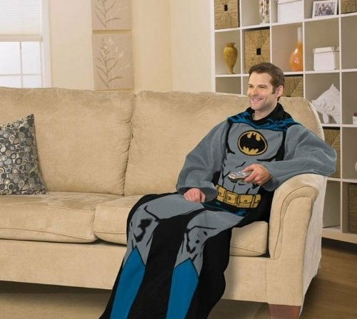 snuggie for sale batman - 7767751168