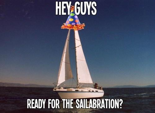 sailing puns