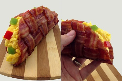 put this in my mouth taco food funny bacon g rated win - 7767868416