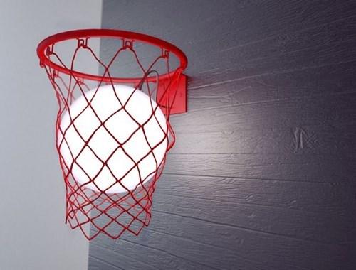 lamp design basketball funny - 7767868928
