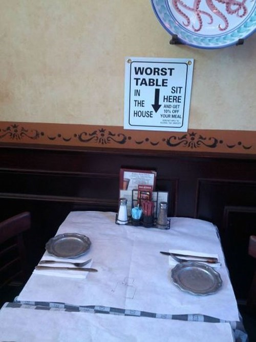 sign date restaurant funny - 7767987200