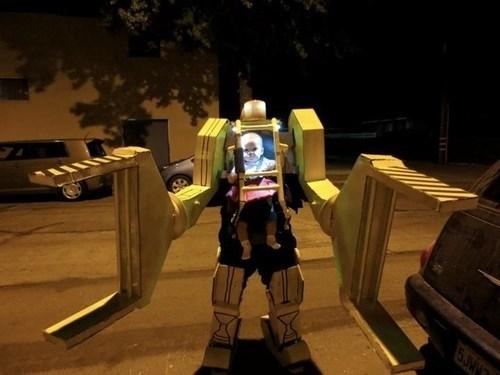 Aliens cosplay halloween win - 7768249344