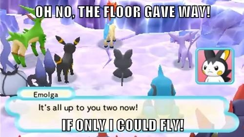 Pokémon,emolga,pokemon logic