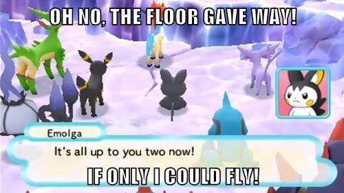 Pokémon emolga pokemon logic - 7768368896