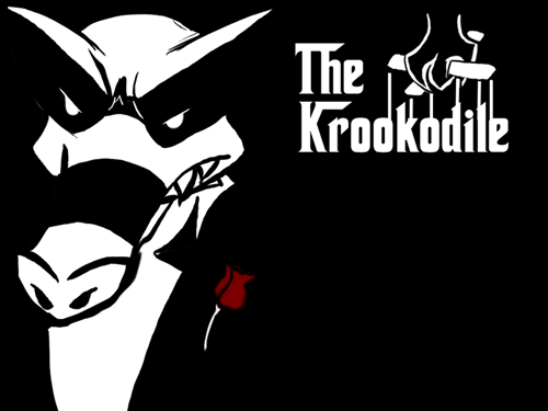 Pokémon krookodile the godfather - 7768676864