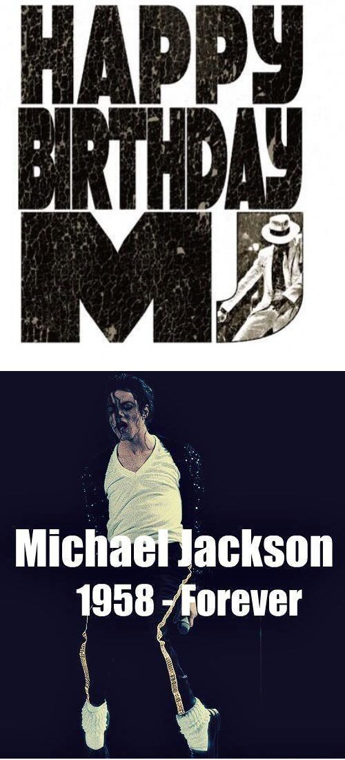 Music king of pop birthday michael jackson memorium celeb - 7768854528