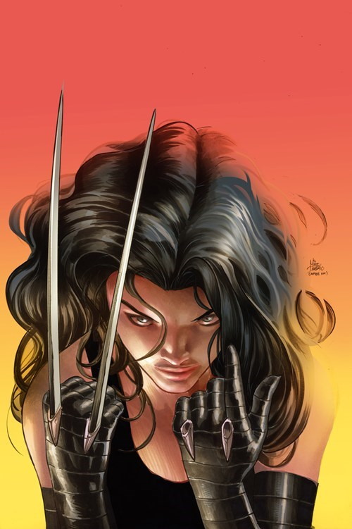 x-23,off the page,x men