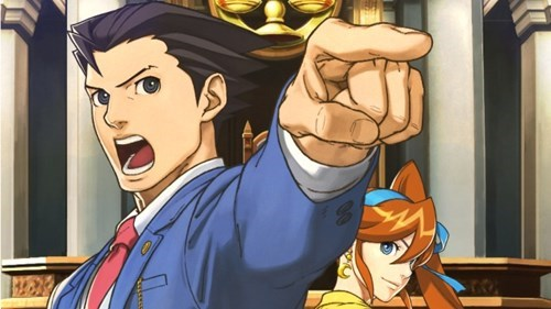 Video Game Coverage phoenix wright - 7769037056