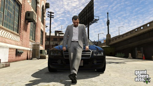 Video Game Coverage grand theft auto v - 7769062400