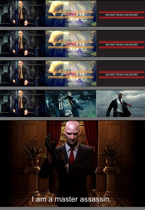 Memebase Hitman Page 2 All Your Memes In Our Base Funny Memes Cheezburger