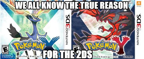 Pokémon,2DS