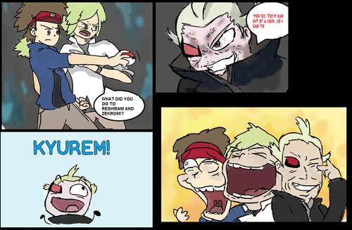 Pokémon puns ghetsis - 7769327104