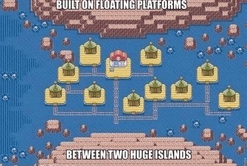 Pokémon pacifidlog town - 7769329152