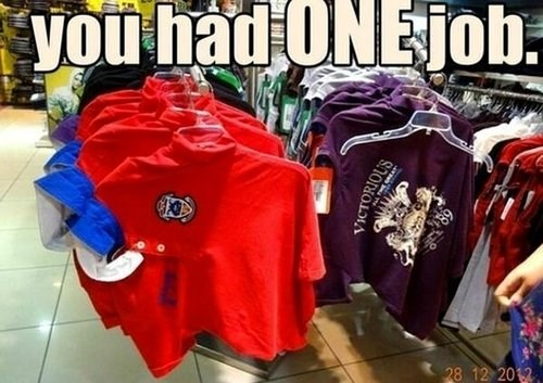 FAIL job one clothes - 7769723392