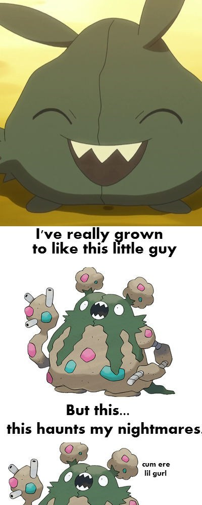 Pokémon,garbodor,trubbish