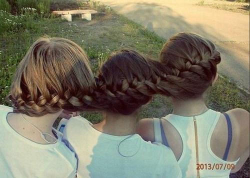 hair braid poorly dressed - 7770586880