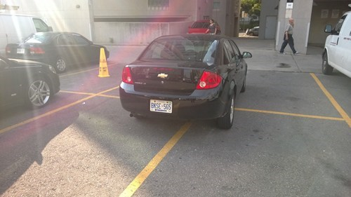 douchebag parkers cars funny parking - 7770599680