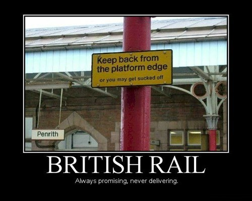 britain train funny - 7770779648