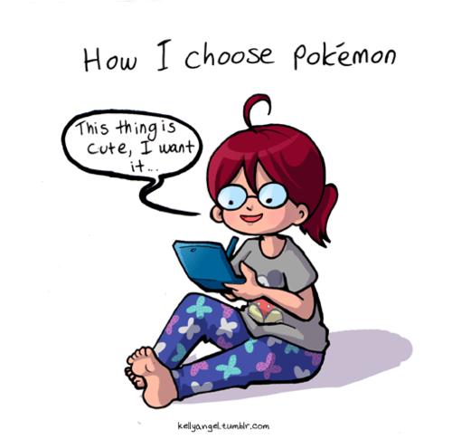 Pokémon,decisions