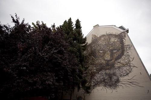 Street Art design graffiti hacked irl - 7771095552
