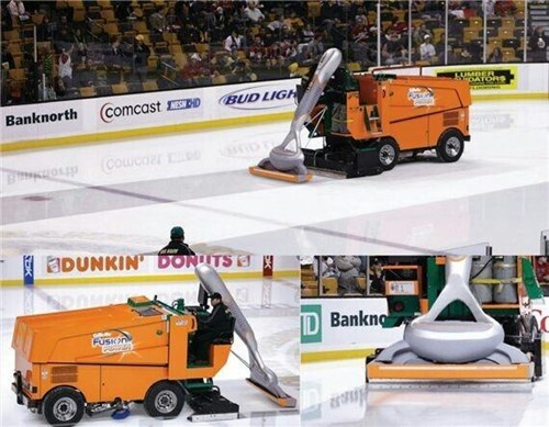 advertisement zamboni clever design shaving funny - 7771095808
