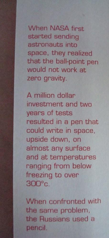 russia nasa pens america funny - 7771991552