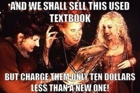 hocus pocus,textbooks,school