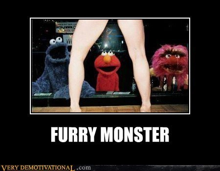 muppets funny furry monster - 7773429248