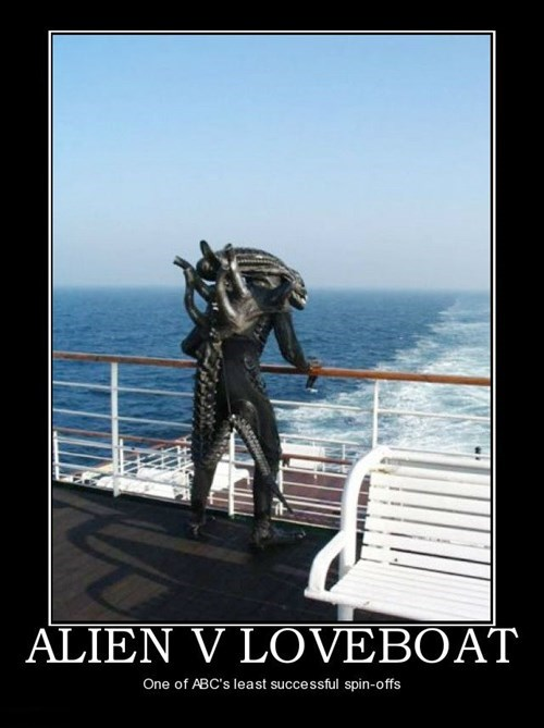 Movie alien loveboat funny - 7774022144