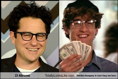 Jj Abrams Totally Looks Like Patrick Dempsey In Cant Buy Me Love