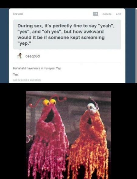 muppets yep funny - 7774290176