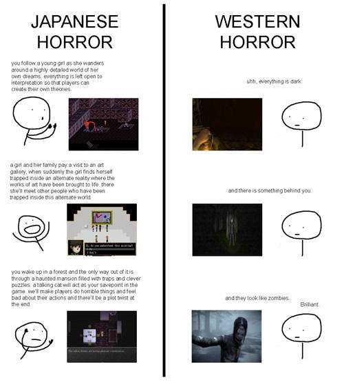 horror Japan video games - 7774346240