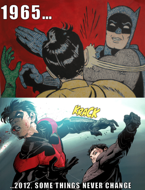 robin off the page night wing batman - 7774840576